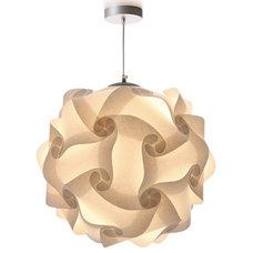 Modern Pendant Lighting by luján + sicilia