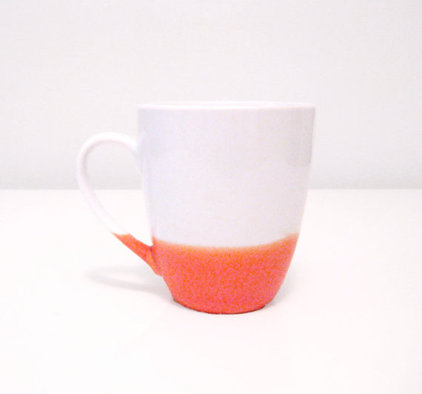 Contemporary Mugs by Etsy