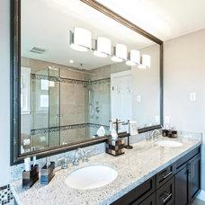 Traditional Bathroom by Renocon Design