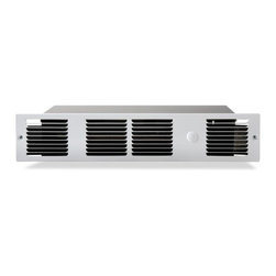 Cadet Heat - Perfectoe 750-Watt Fan-Forced Under-Cabinet Electric Heater 240 Volt, White - Don't let lack of wall space keep you from staying warm. The Perfectoe is an ideal solution for installing under cabinets in kitchens or bathrooms, or even in a stairwell, fireplace hearth, or recreational vehicle. Only 3-1/2 inches of height required!