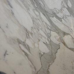 Royal Stone & Tile Slab Yard in Los Angeles - Calacatta Gold Marble Slab from Royal Stone & Tile