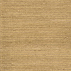 Pacific Bamboo - Natural - Ralph Lauren's collection of woven wallpapers from the Textures III book.