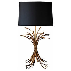 Traditional Table Lamps by Charlotte and Ivy