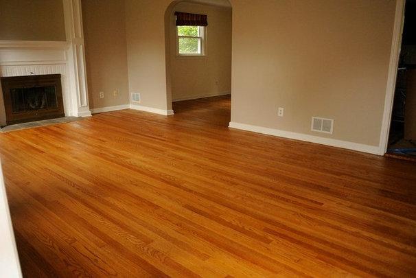 New House Floors