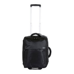 "Lipault - Lipault 22"" 2 Wheel Trolley - Ultra-lightweight luggage comes in easy-to-identify bright colors as well as basic black; select color when ordering. Includes a 3-year warranty, combination lock, and luggage tag. Made of nylon/polyester. Imported. 28"" trolley, 19""W x 10""D with 16"" t..."