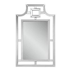 Bassett Mirror Company - Bassett Mirror Company Bonifacio Wall Mirror - Bonifacio Wall Mirror by Bassett Mirror Company Mirrors (1)