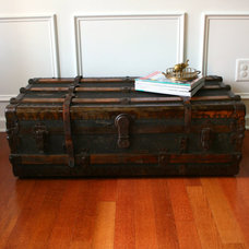 eclectic coffee tables by Etsy