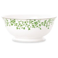 Contemporary Serving And Salad Bowls by kate spade
