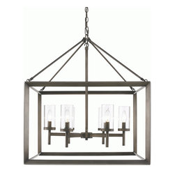 Joshua Marshal - 6 Light Chandelier - 6 Light Chandelier