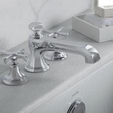 Traditional Bathtubs by Kallista Plumbing