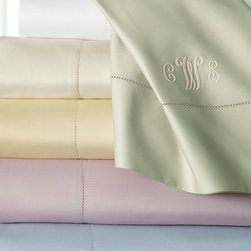 Charisma - Queen 600TC Avery Fitted Sheet - ALMOND (One Size) - CharismaQueen 600TC Avery Fitted Sheet