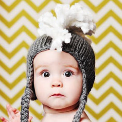 RR - On Sale Ben Mohawk Infant Hat - Ben Mohawk Photography Prop Infant Hat