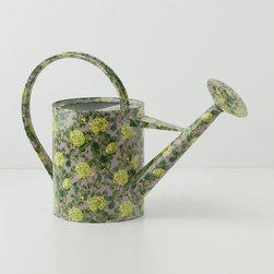 Climbing Roses Watering Can - Maybe I'm totally wrong, but I think that a floral watering can would actually encourage my houseplants to thrive more than a plain watering can could.