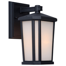 Transitional Outdoor Lighting by Lighting Front