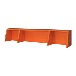 Newport Cottages - Devon Desk Canopy - Need a little more organization for your desk top? The Devon canopy can help make the most of your workspace. It's designed to fit with the Devon desk, and features the same clean, classic lines and warmth as its partner.