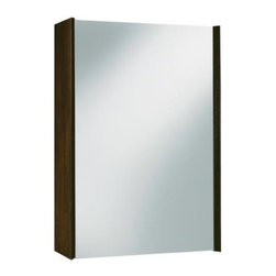 KOHLER - KOHLER K-3090-NA Purist Mirrored Cabinet with Left-Handed Door - KOHLER K-3090-NA Purist Mirrored Cabinet with Left-Handed DoorPurist mirrored cabinets coordinate with Purist lavatories, natural lavastone countertops and bathroom furniture to offer modular design and sleek styling. This highly functional left-handed cabinet features a mirrored back on the interior of the cabinet, adjustable glass shelves, a fully adjustable door and an integrated electrical outlet.KOHLER K-3090-NA Purist Mirrored Cabinet with Left-Handed Door, Features:• Purist mirrored cabinets coordinate with Purist lavatories, natural lavastone countertops and bathroom furniture to offer modular design and sleek styling