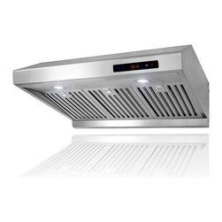 Vented Under Cabinet Hood Range Hoods & Vents: Find Range Hood and Kitchen Exhaust Fan Designs ...