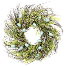 Eclectic Wreaths And Garlands by Home Decorators Collection