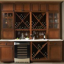 Woodland bar -