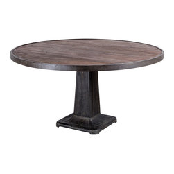 McVay Dining Table - Product Features: