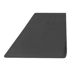 WellnessMats - WellnessMats Grey - 6' x 3' - WellnessMats Grey - 6' x 3' - 63WMRGRY    The 6 x 3 mat is perfect for any space where you want to really spread out - and continue to stand and work in comfort. Perfect for kitchens, workrooms, larger bathrooms, exercise rooms or laundry rooms, its slightly larger size allows you greater lateral movement while always delivering maximum comfort underfoot.