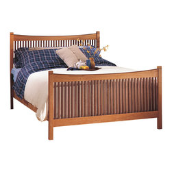 Stickley Queen Spindle Bed 7700-Q -