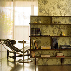 contemporary wallpaper by Porter's Paints