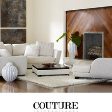 Contemporary Sectional Sofas by COUTURE International