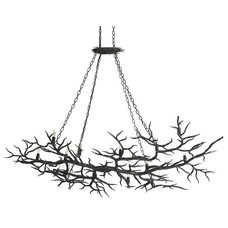 Rustic Chandeliers by AT HOM