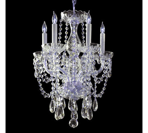 Crystorama Lighting Group - Traditional Polished Chrome Five-Light Hand Cut Crystal Chandelier - - Traditional crystal chandeliers are classic, timeless, and elegant. Crystorama's opulent glass arm chandeliers are nothing short of spectacular. This collection is offered in a variety of crystal grades to fit any budget. For a touch of class, order this collection in Gold for traditionalists or in Chrome to match your contemporary or transitional decor. Crystorama Lighting Group - 1129-CH-CL-MWP