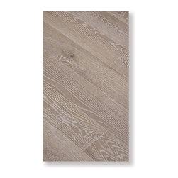 Grey Ghost - Engineered Prefinished Hardwood Flooring