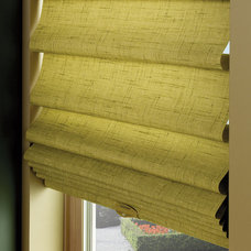 Modern Roman Blinds by Complete Blinds