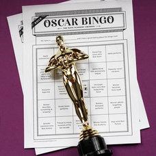 Contemporary  Oscar Bingo
