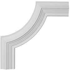 Modern Molding And Trim by Burroughs Hardwoods Inc.
