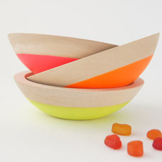 Contemporary Bowls by Etsy