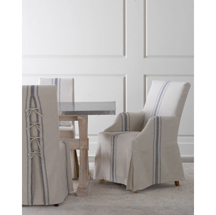 Contemporary Dining Chairs by Horchow