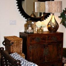 Living Room by Blackband Design