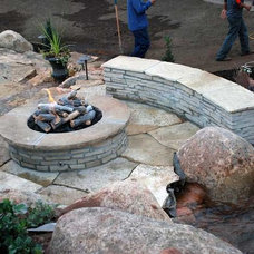 Contemporary Firepits by Warming Trends