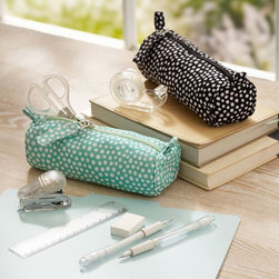 Mini Dot Accessories Set - I'd really just like this accessory set for the cute spotted pencil cases.