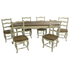 traditional dining tables by Chichi Furniture