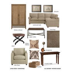 Concept Boards 6 - Jill Seidner Interior Design