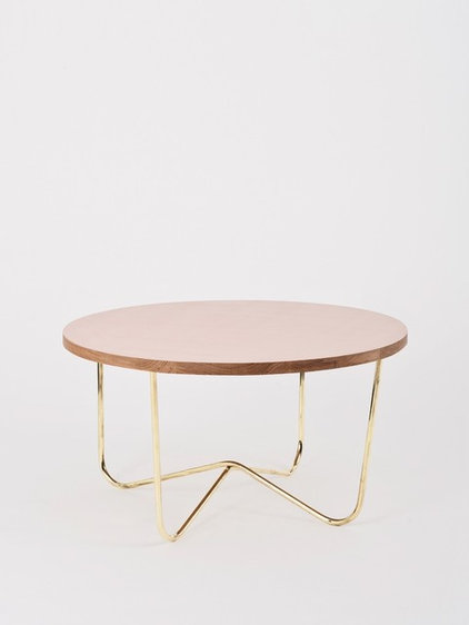 Contemporary Coffee Tables by Douglas + Bec