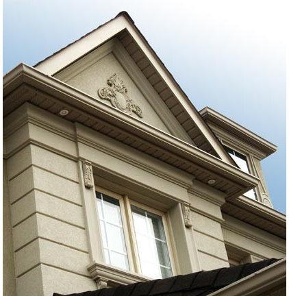 Exterior Moldings For Stucco