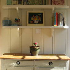 Display And Wall Shelves  by Green Plum Design House Painting