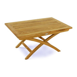 Westminster Teak Furniture Folding Teak Coffee Table Here 39 S An All Round Favorite That Fits