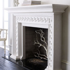 Modern Fireplaces by Neiman Marcus