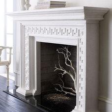 Modern Indoor Fireplaces by Neiman Marcus