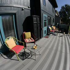Contemporary Outdoor Products by Cali Bamboo