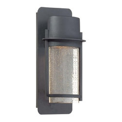 """The Great Outdoors - The Great Outdoors GO 72251 1 Light 13"""" Height Dark Sky Compliant Outdoor Wall S - Single Light 13"""" Height Outdoor Wall Sconce from the Artisan Lane CollectionFeatures:"""