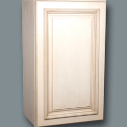 None - Maple Wall Cabinets - This ready to assemble maple cabinets are an excellent addition to anyone's kitchen. These durable American maple kitchen cabinets are 100-percent wood have ample room to store food or laundry.